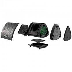 Motorola SONIC SUB 240 Black Αδιάβροχο Smart φορητό ηχείο Bluetooth με δυνατότητα σύνδεσης με δεύτερο – 7 W
