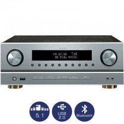 Akai AS005RA-750BT Ραδιοενισχυτής 5.1 karaoke με Bluetooth και USB