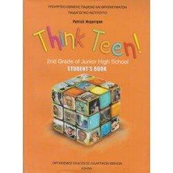ΑΓΓΛΙΚΑ Β ΓΥΜΝΑΣΙΟΥ THINK TEEN! 2ST GRADE ΑΡΧΑΡΙΟΙ STUDENT'S BOOK