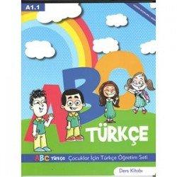 ABC TURKCE Α1.1 DERS KITABI + CALISMA KITABI