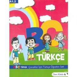 ABC TURKCE Α1.2 DERS KITABI + CALISMA KITABI