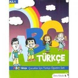ABC TURKCE Α2.1 DERS KITABI + CALISMA KITABI