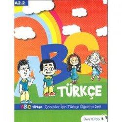 ABC TURKCE Α2.2 DERS KITABI + CALISMA KITABI