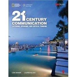 21 CENTURY COMMUNICATION LEVEL 1 (LISTENING, SPEAKING AND CRITICAL THINKING)