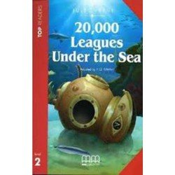 20000 LEAGUES UNDER THE SEA STUDENT'S BOOK (+GLOSSARY)