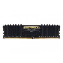 Vengeance® LPX (2 x 8GB) DDR4 DRAM 2400MHz C16 Memory Kit - Black
